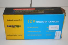 BOXED ANHTCZYX 12V INTELLIGENT CHARGER RRP £34.99Condition ReportAppraisal Available on Request- All