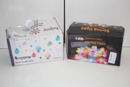 2X BOXED ASSORTED LIGHTS (IMAGE DEPICTS STOCK)Condition ReportAppraisal Available on Request- All
