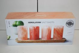BOXED HIMALAYAN SALT SHOTS ROOT7Condition ReportAppraisal Available on Request- All Items are
