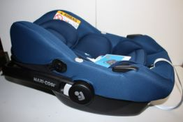 UNBOXED MAXI COSI TINCA CHILD/BABY SAFETY CAR SEAT WITH TAGS RRP £109.00Condition ReportAppraisal