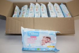 8X PACKS TIDOO FRAGRANCE FREE BABY WIPESCondition ReportAppraisal Available on Request- All Items