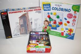 3X ASSORTED BOXED ITEMS (IMAGE DEPICTS STOCK)Condition ReportAppraisal Available on Request- All