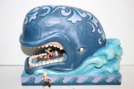 """BOXED DISNEY TRADITIONS """" A WHALE OF A WHALE"""" 6005971 RRP £89.95Condition ReportAppraisal"""