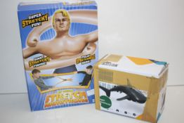 2X BOXED ASSORTED ITEMS TO INCLUDE STRETCH ARMSTRONG & RC SHARK (IMAGE DEPICTS STOCK)Condition