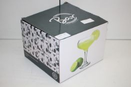 BOXED BAR DRINKSTUFF POLYCARBONATE COUPE COCKTAIL GLASSESCondition ReportAppraisal Available on