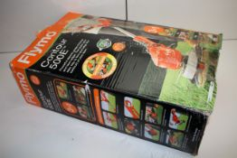 BOXED FLYMO CONTOUR 500E POWERFUL ELECTRIC GRASS TRIMMER RRP £74.99Condition ReportAppraisal