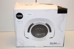 BOXED SUN BQ5T 120W NAIL LAMP 120 W Condition ReportAppraisal Available on Request- All Items are