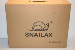 BOXED SNAILAX MEMORY FOAM MASSAGE MAT MODEL: SL262M-UK RRP £148.00Condition ReportAppraisal