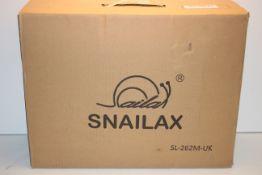 BOXED SNAILAX MEMORY FOAM MASSAGE MAT MODEL: SL262M-UK RRP £148.00Condition ReportAppraisal