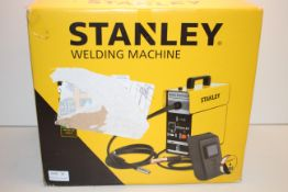 BOXED STANLEY WELDING MACHINE CODE: 10881 RRP £144.05Condition ReportAppraisal Available on Request-