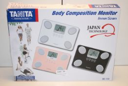 BOXED TANITA BODY COMPOSITION MONITOR INNERSCAN MODEL: BC-731 RRP £54.99Condition ReportAppraisal