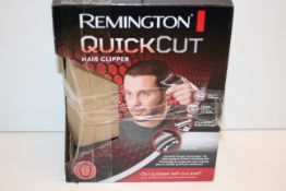 BOXED REMINGTON QUICKCUT HAIR CLIPPER RRP £37.99Condition ReportAppraisal Available on Request-
