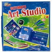 BOXED ULTIMATE ART STUDIO RRP £10.00Condition ReportAppraisal Available on Request- All Items are