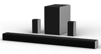 BOXED VIZIO 5.1.2 HOME THEATRE SOUND SYSTEM, RRP-£450