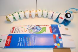 UNBOXED FISHER PRICE CODE-A-PILLARCondition ReportAppraisal Available on Request- All Items are