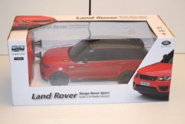 BOXED LAND ROVER RANGE ROVER SPORT SCALE 1:24 RADIO CONTROLCondition ReportAppraisal Available on