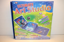 BOXED ULTIMATE ART STUDIO SET RRP £34.00Condition ReportAppraisal Available on Request- All Items