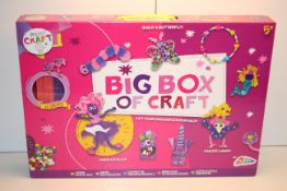 BOXED PROJECT CRAFT BIG BOX OF CRAFT Condition ReportAppraisal Available on Request- All Items are