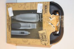 BOXED WAHL CLIPPER & TRIMMER COMPLETE GROOMING SET RRP £39.99Condition ReportAppraisal Available