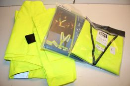 3X ASSORTED HI-VIS ITEMS (IMAGE DEPICTS STOCK)Condition ReportAppraisal Available on Request- All