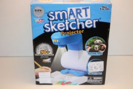 BOXED SMART SKETCHER PROJECTOR RRP £116.00Condition ReportAppraisal Available on Request- All