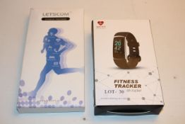 2X BOXED ASSORTED FITNESS TRACKERS (IMAGE DEPICTS STOCK)Condition ReportAppraisal Available on