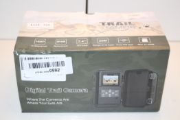 BOXED DIGITAL TRAIL CAMERA 16MP IP66Condition ReportAppraisal Available on Request- All Items are
