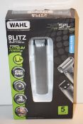 BOXED WAHL BLITZ 3-IN-1 BEARD TRIMMER RRP £74.00Condition ReportAppraisal Available on Request-