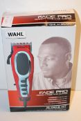 BOXED WAHL FADE PRO PERFECT FADE HAIR CLIPPER RRP £50.00Condition ReportAppraisal Available on