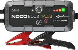 BOXED NOCO BOOST PLUS GB40 ULTRASAFE JUMP STARTER 12V 1000A RRP £123.99Condition ReportAppraisal