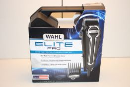BOXED WAHL ELITE PRO - ALL THE TOOLS TO CUT HAIR AT HOME RRP £54.99Condition ReportAppraisal
