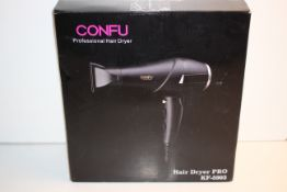 BOXED CONFU PROFESSIONAL HAIR DRYER PRO MODEL: KF-5903Condition ReportAppraisal Available on