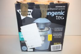 BOXED TOMMEE TIPPEE ADVANCED NAPPY DISPOSAL SYSTEM SANGENIC TECH RRP £29.99Condition ReportAppraisal