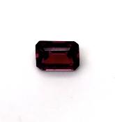 0.75 carat Rectangular Nice Cut Garnet