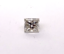 0.25 carat Square Diamond