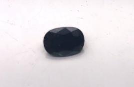Oval sapphire 0.75carat