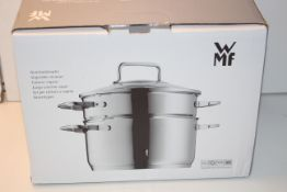 BOXED WMF VEGEATABLE STEAMER RRP £19.99Condition ReportAppraisal Available on Request- All Items are