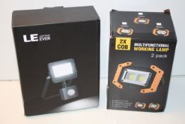 2X ASSORTED BOXED LIGHTING ITEMS (IMAGE DEPICTS STOCK)Condition ReportAppraisal Available on