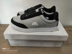 BOXED ELLESSE DANIELLA TRAINERS SIZE 4 RRP £30 (IMAGE DEPICTS STOCK)Condition ReportAppraisal