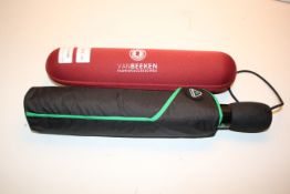 2X ASSORTED UMBRELLA'S (IMAGE DEPICTS STOCK)Condition ReportAppraisal Available on Request- All