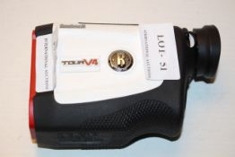 UNBOXED BUSHNELL TOUR V4 GOLF RANGE FINDER RRP £375.00Condition ReportAppraisal Available on