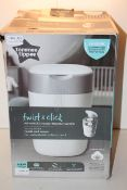 BOXED TOMMEE TIPPEE TWIST & CLICK NAPPY DISPOSAL SYSTEM RRP £49.99Condition ReportAppraisal