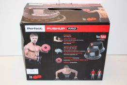 BOXED PERFECT PUSH UP PRO RRP £29.99 (AS SEEN ON YOUTUBE!)Condition ReportAppraisal Available on