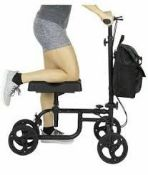BOXED VIVE KNEE WALKER BLACK MODEL: MOB1007SLV RRP £147.00Condition ReportAppraisal Available on