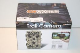 BOXED CH WARES TRAIL CAMERA 24MP WIFI BLUETOOTH RRP £59.99Condition ReportAppraisal Available on