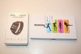 2X BOXED ASSORTED SMART WATCHES/ACTIVITY TRACKERS Condition ReportAppraisal Available on Request-