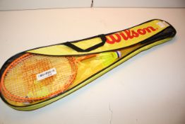 2X WILSON BADMINTON RACKETS Condition ReportAppraisal Available on Request- All Items are
