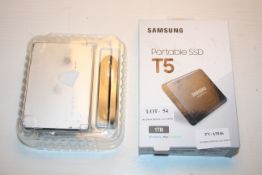 2X BOXED ASSORTED ITEMS TO INCLUDE SAMSUNG SSD T5 & OTHER (IMAGE DEPICTS STOCK)Condition