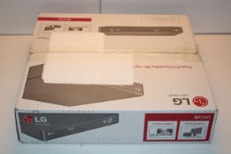BOXED LG BP250 BLU-RAY DISC DVD PLAYER RRP £55.00Condition ReportAppraisal Available on Request- All