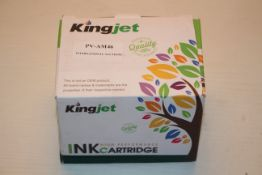 BOXED KINGJET QUALITY INK CARTRIDGECondition ReportAppraisal Available on Request- All Items are